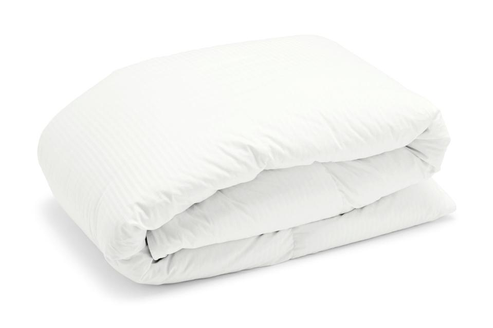 Riley White Goose Down Comforter