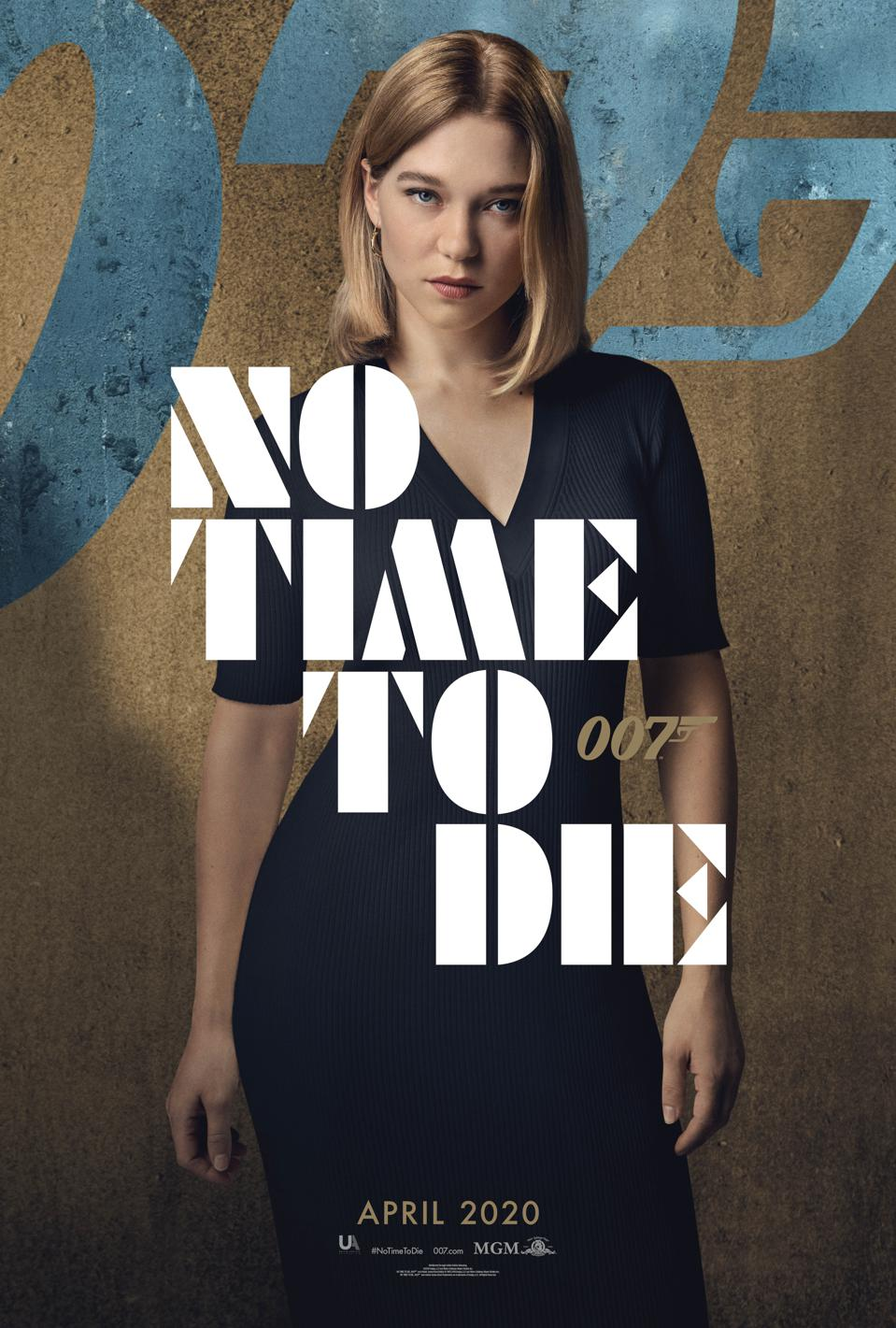 Lea Seydoux in 'No Time to Die'