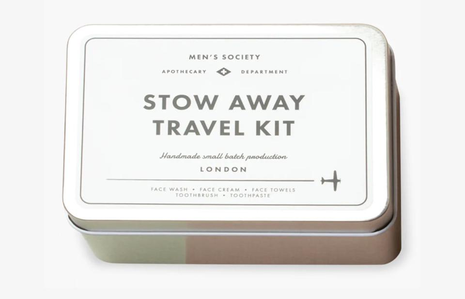Atlantic Folk Stow Away Travel Kit from Olivela