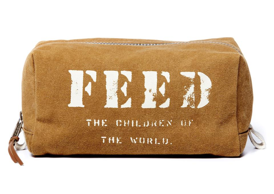 Dopp Kit from FEED