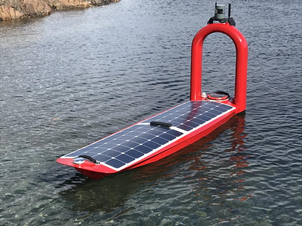 robots of the sea open ocean robotics