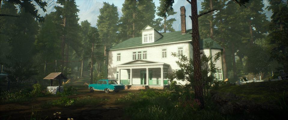 Adam and Emma Stevenson's inherited home in Blackstone.