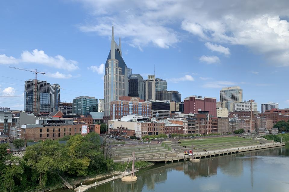 Nashville chosen as the new home for second iHeartRadio digital headquarters