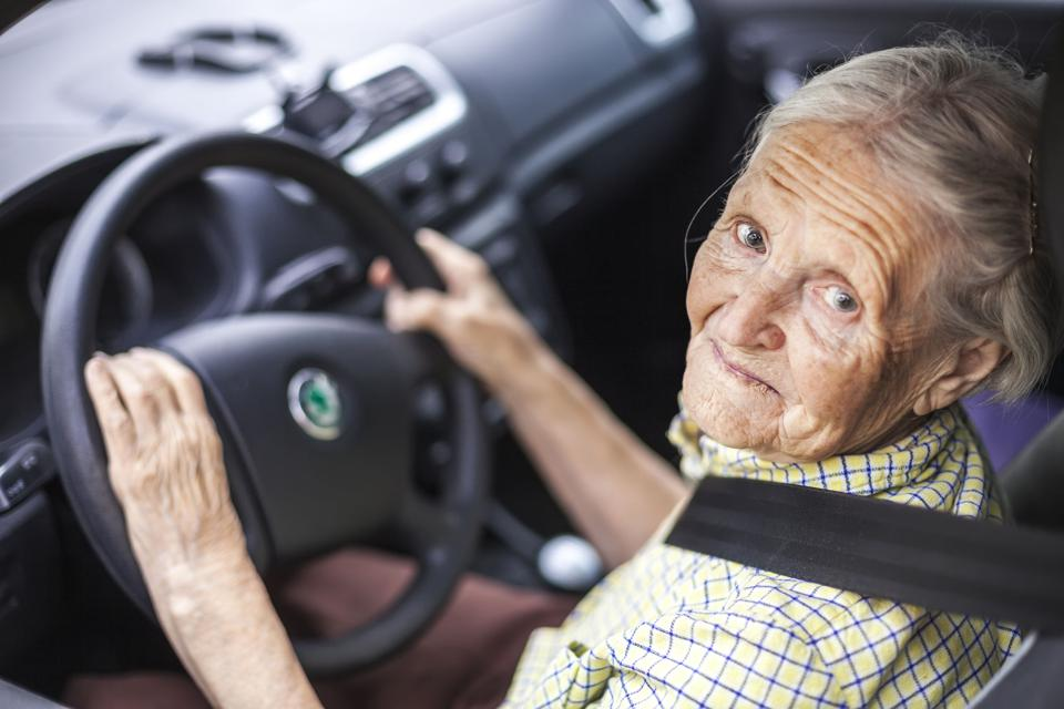 age-related impairments can make driving dangerous