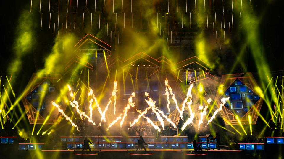2019: Trans-Siberian Orchestra's ″Christmas Eve and Other Stories″