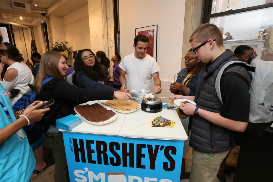 Purpose At Work: How Hershey Stands Behind Youth to Create the Future