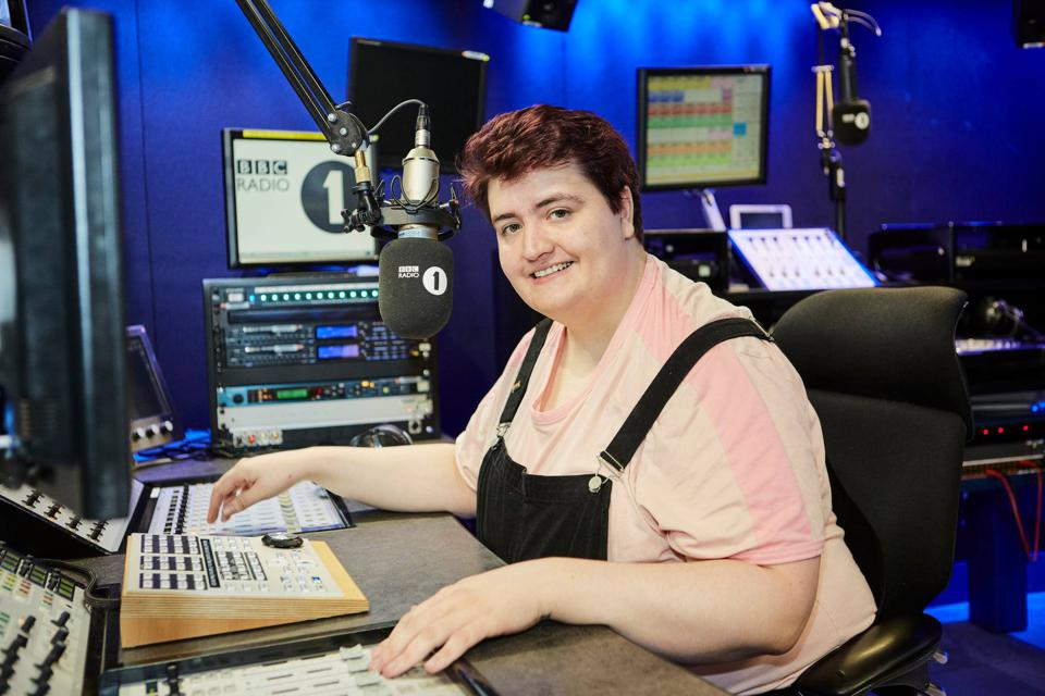Jacob Edwards is the first non-binary presenter on BBC R1