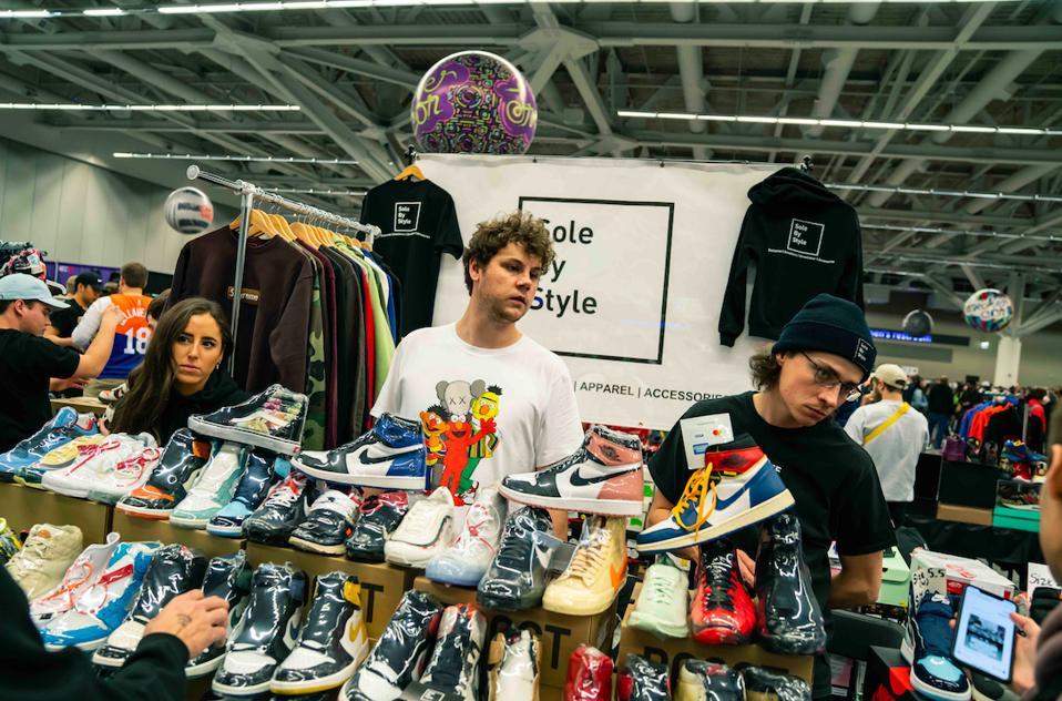 Sneaker Con LA