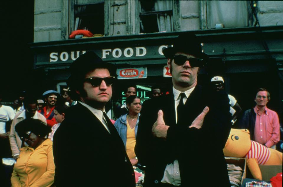 TCM, Classic Movies, Big Screen Classics, Fathom Events, The Blues Brothers, tickets,
