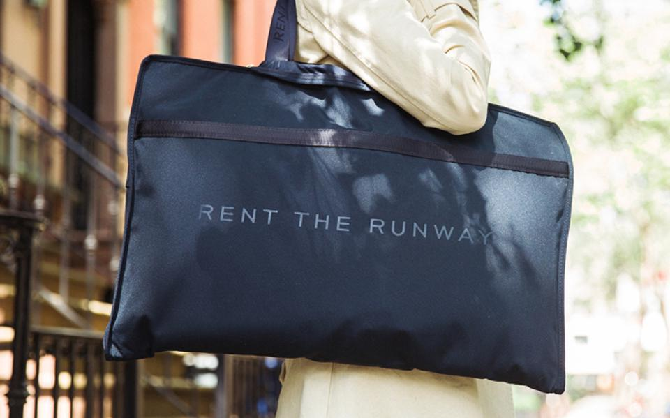 Rent The Runway just launched athleisure an dski