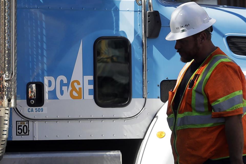 PG & E Bankruptcy