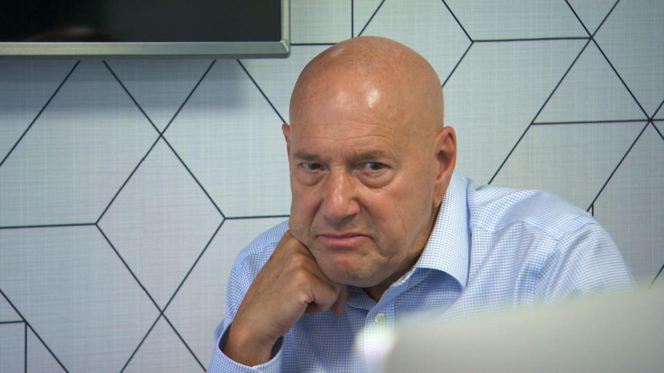 Apprentice 10 - Claude Littner has the best expressions