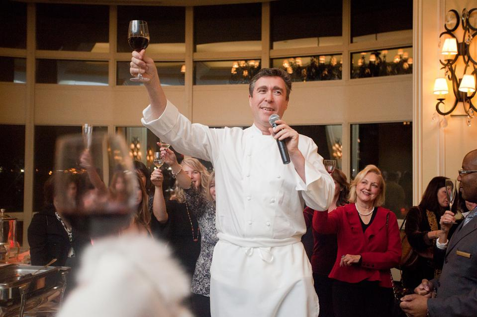 Wine festival grand opening gala