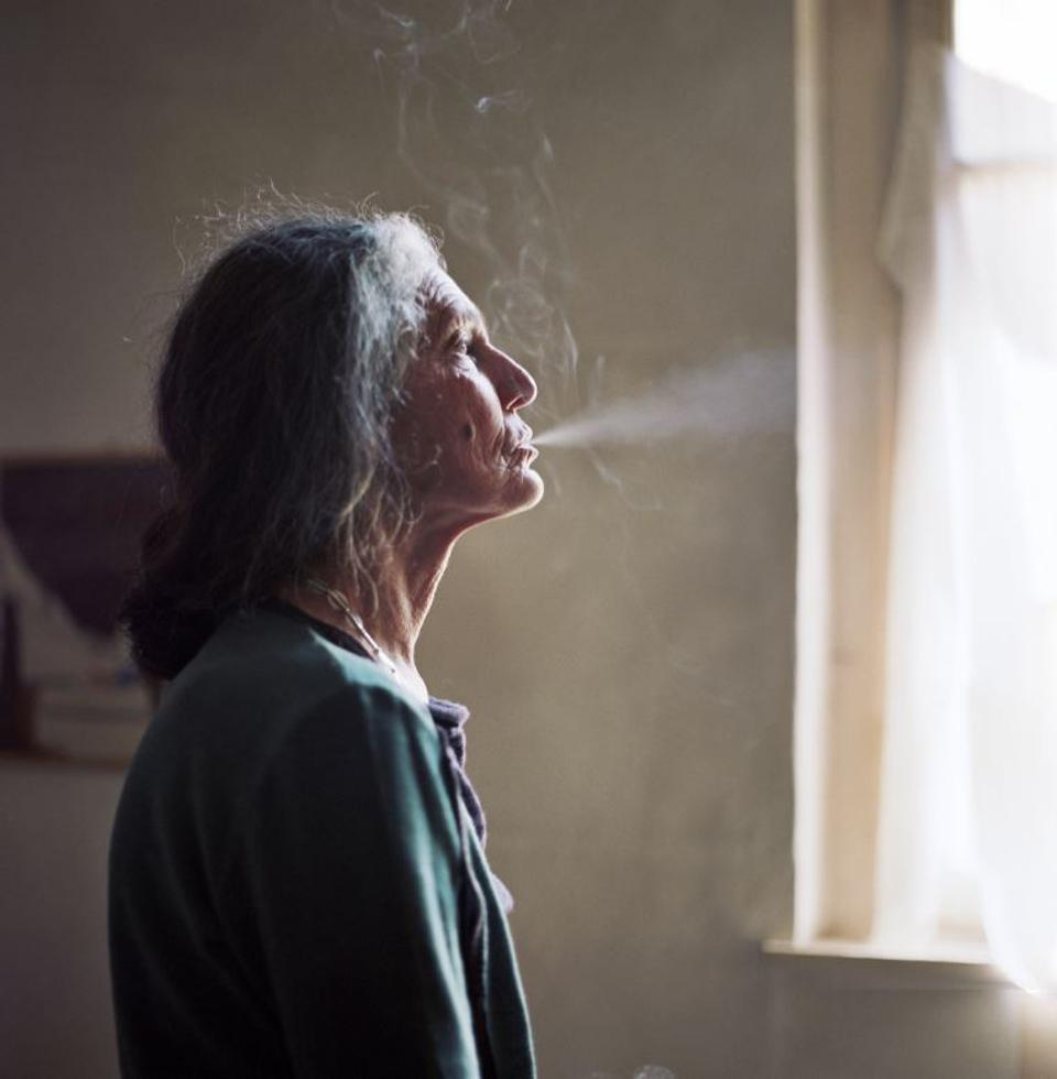 An Italian Supermodel, At 75, Wants Only To Disappear. She Allows Only Her Son To Defy Her