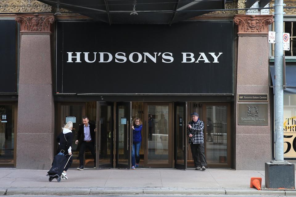 Hudson's Bay...
