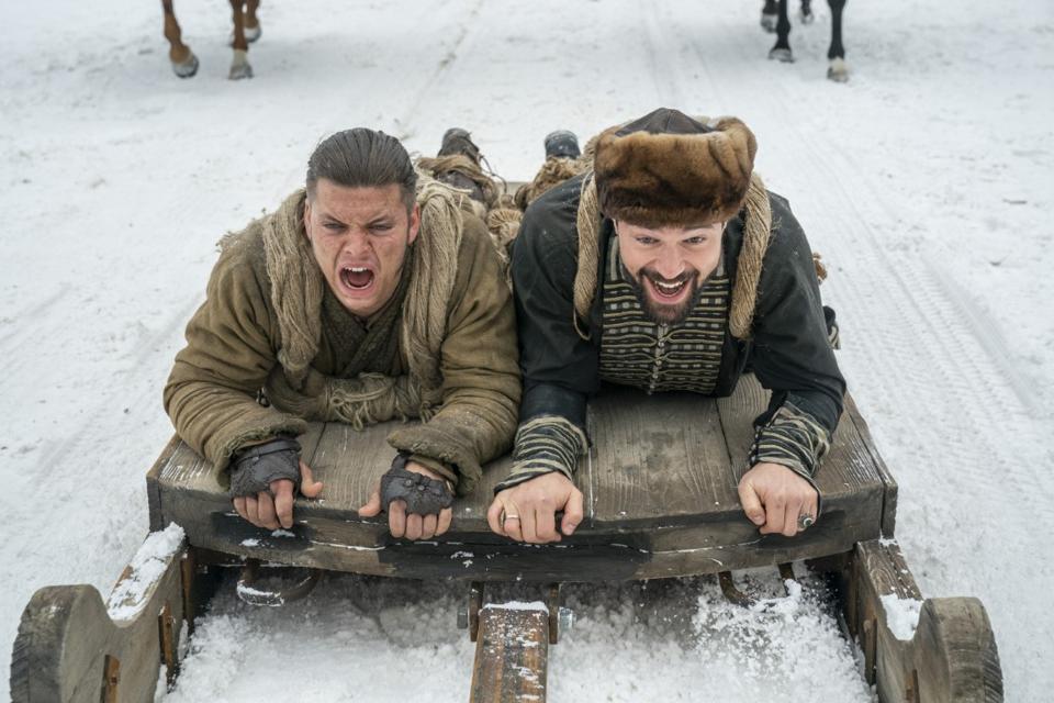 Vikings Season 6 Premiere Review A Return To Form But I Still Miss Ragnar