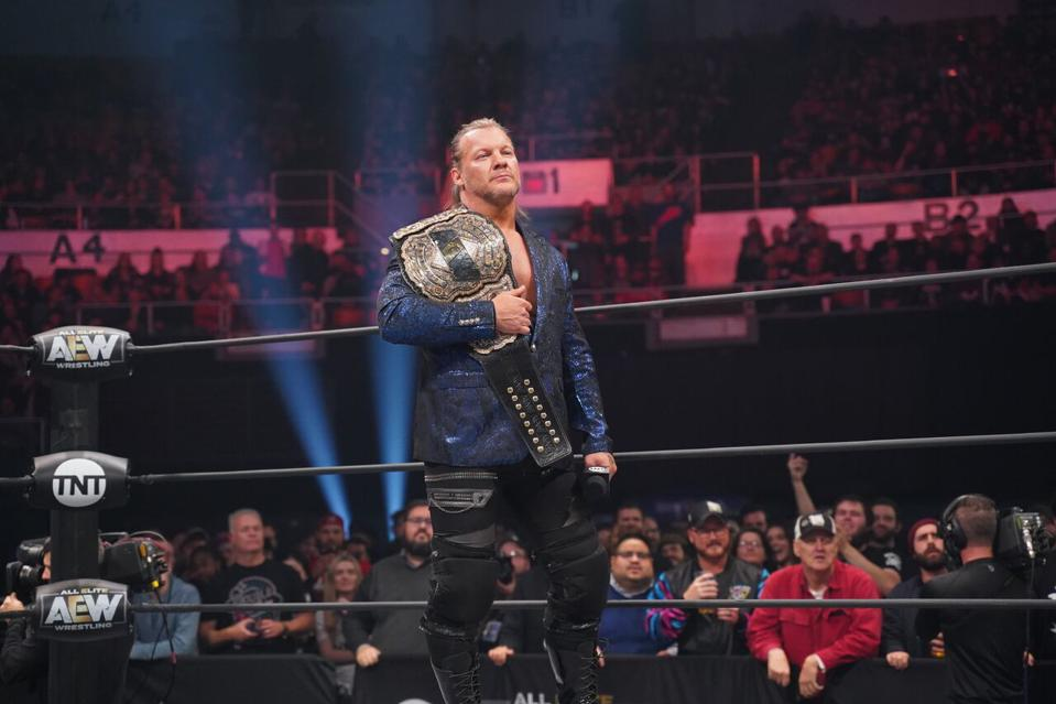 AEW Dynamite Results: News And Notes After Chris Jericho Challenges Jungle Boy