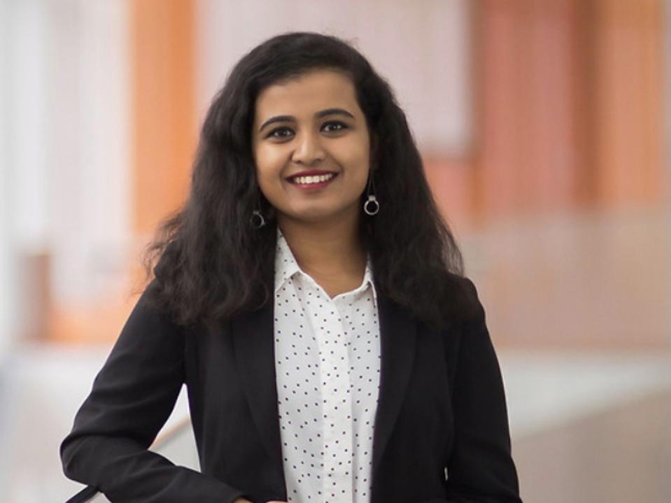 Headshot of Svanika Balasubramanian