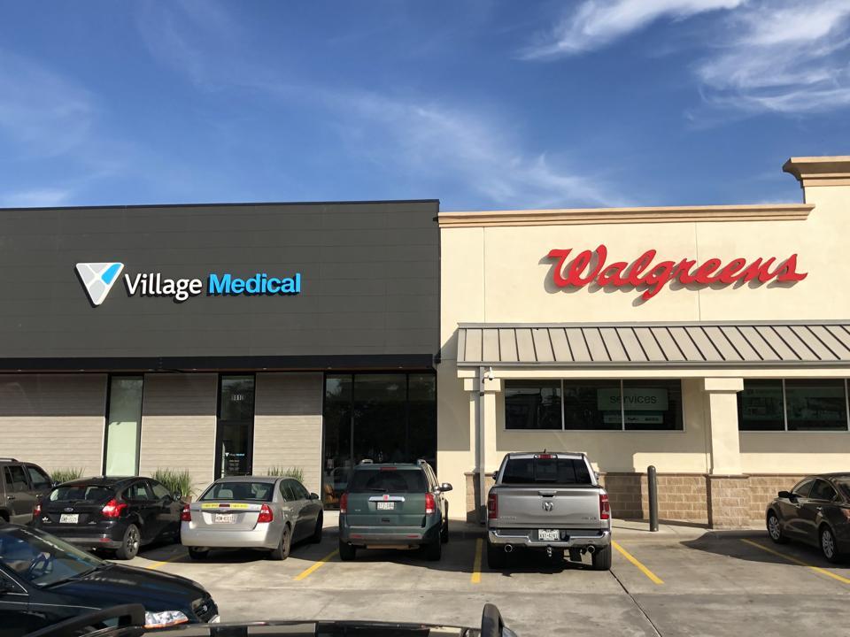 Walgreens Primary Care Partner VillageMD Gobbling More ...