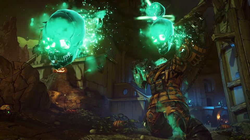 Borderlands 3: 43 Days With Ghosts, 41 Days Without Them, Halloween Is Finally Over