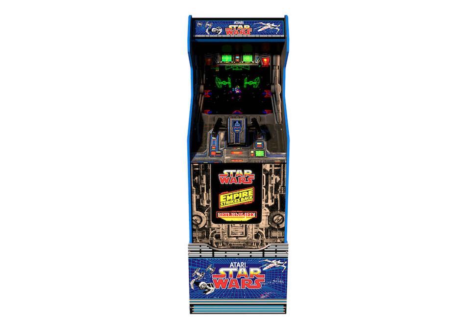Star Wars Atari Arcade Game