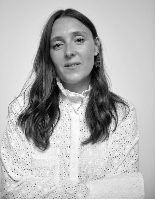 Mother of Pearl Creative Director Amy Powney