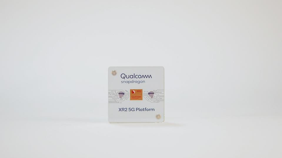 Qualcomm Snapdragon XR2 Platform Chip Case