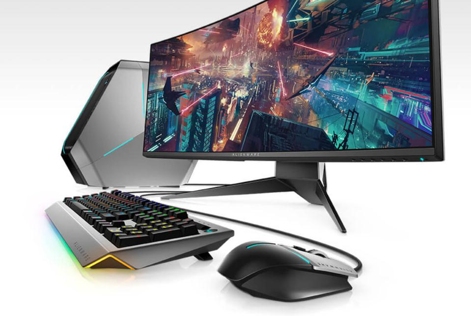 Save $400 Buying This 34-Inch High-End Alienware Monitor