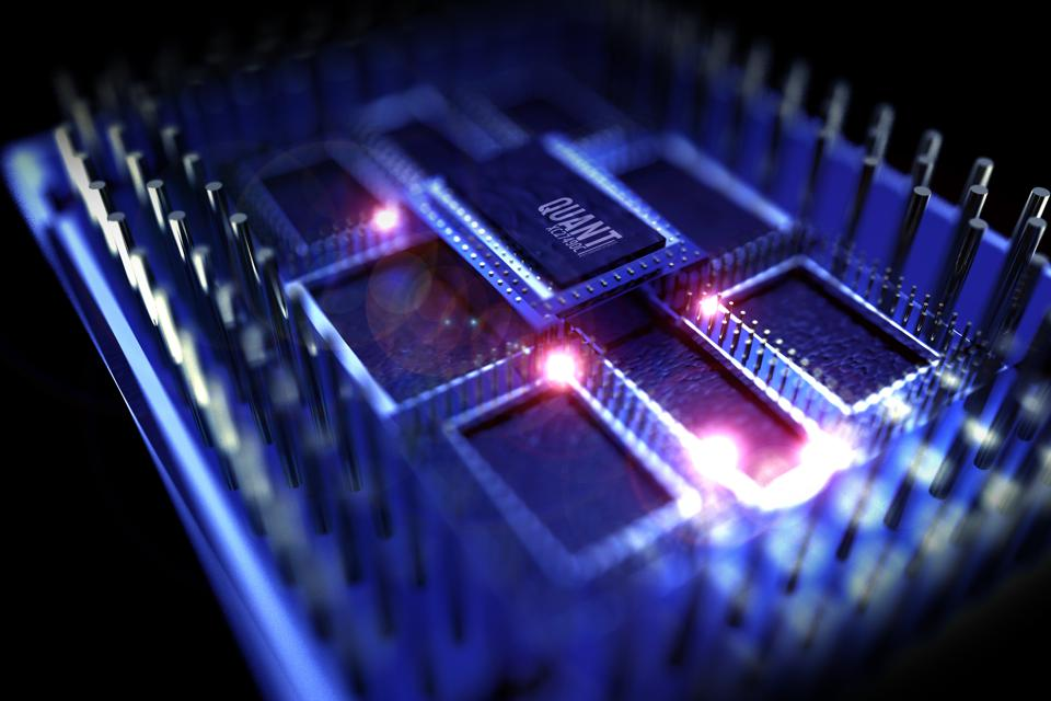 QUANT processor