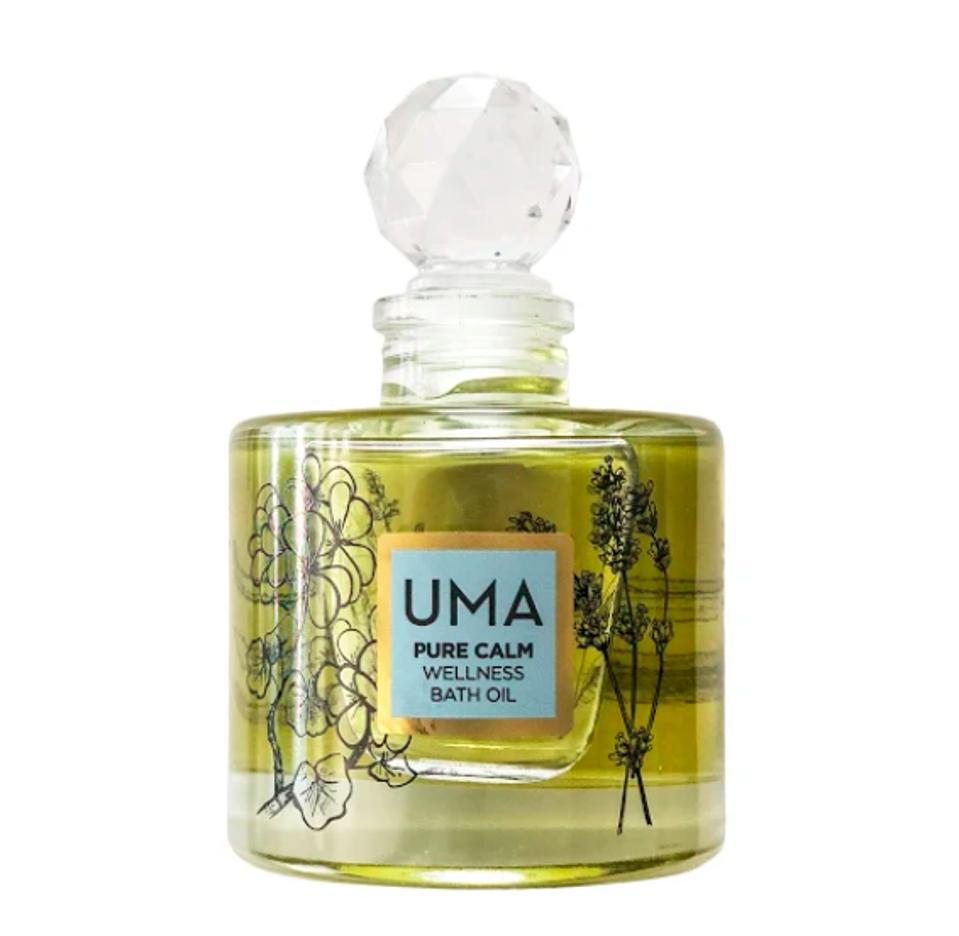 UMA Pure Calm Wellness Bath Oil