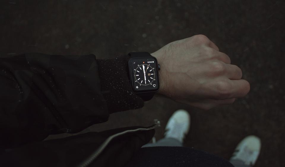 You're Not Going Out In That! Why Wearables Need To Smarten Up
