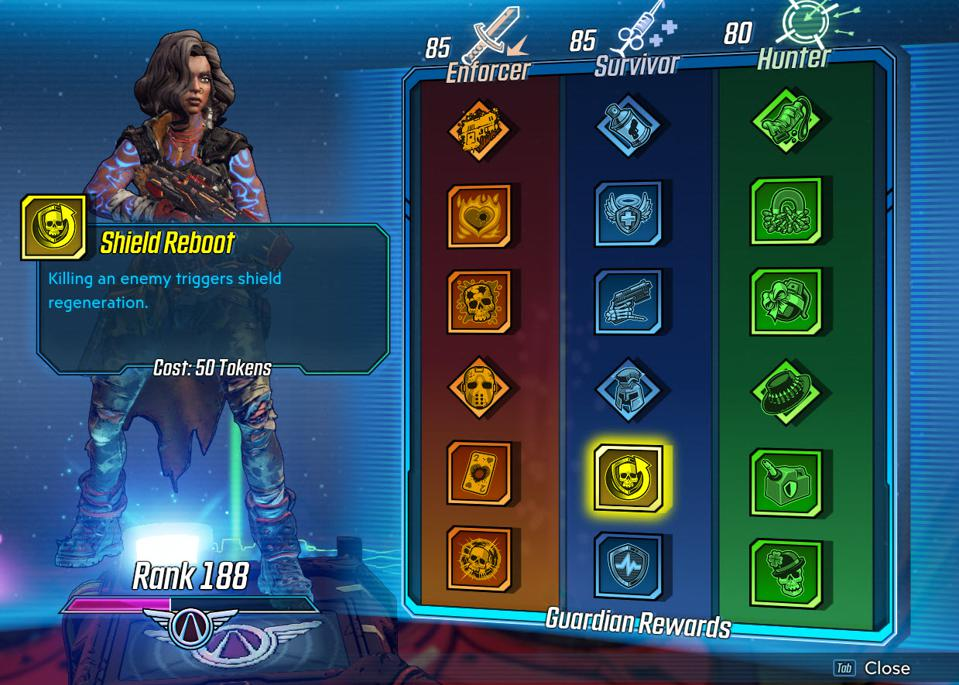 'Borderlands 3' Players May Have To Wait A Full Month For A Guardian Rank Bug Fix