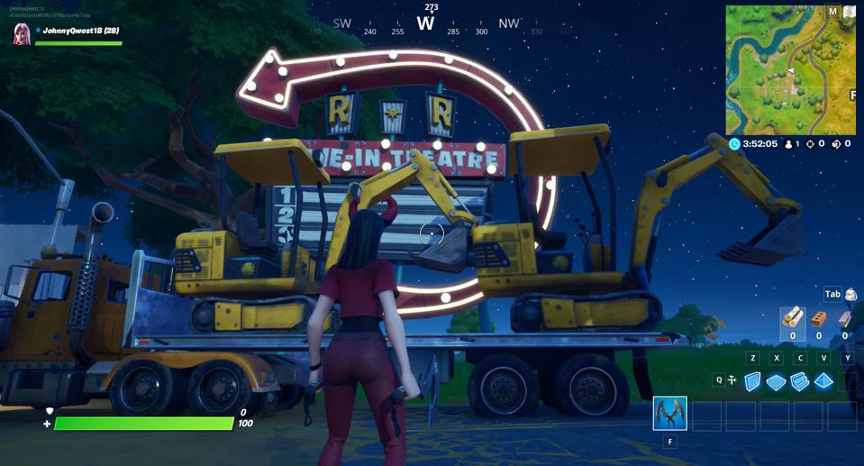 There Is Only One Thing Changing On The Fortnite Chapter 2 Map