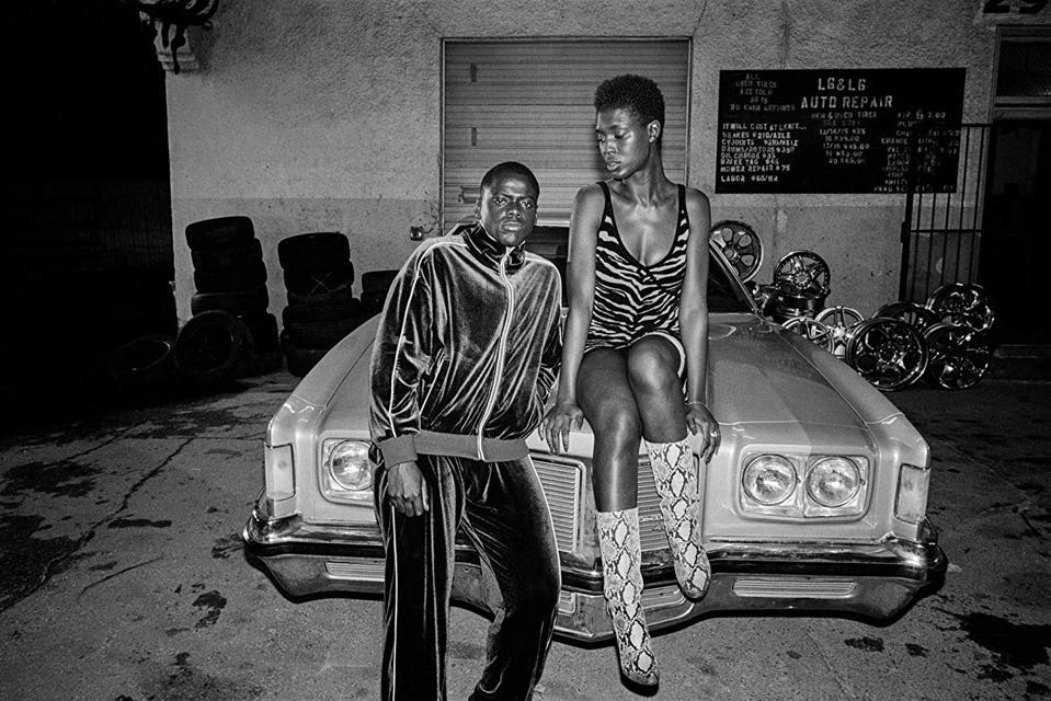 Daniel Kaluuya and Jodie Turner-Smith in 'Queen & Slim'