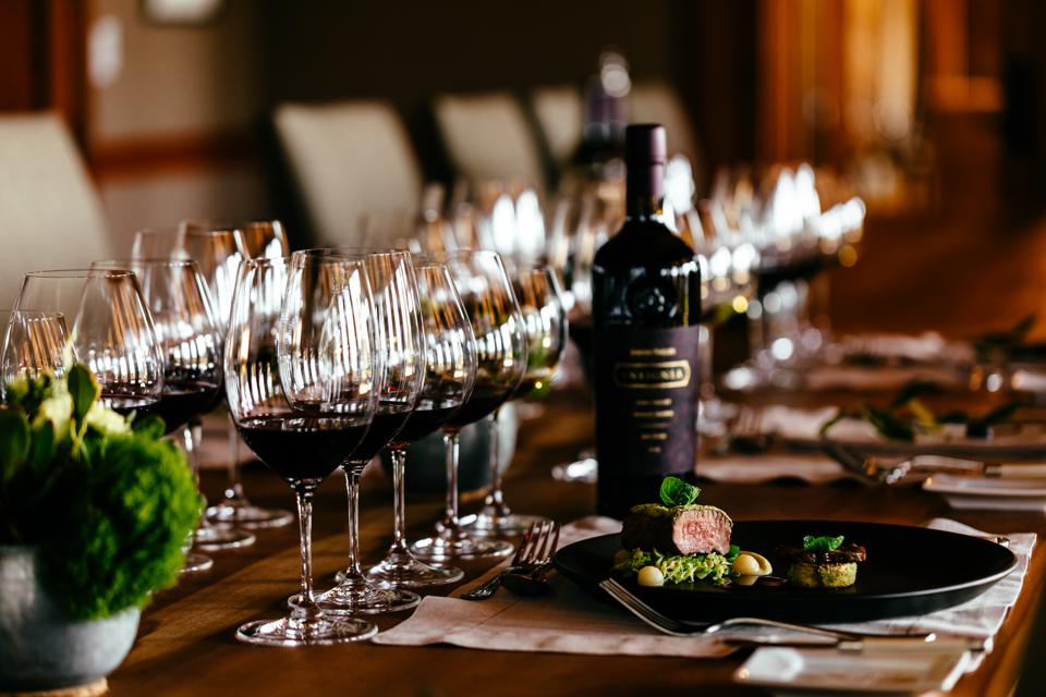 Top Ten Wines For Your Holiday Table
