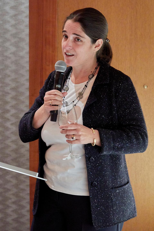 Priscilla Incisa della Rocchetta of Tenuta San Guido