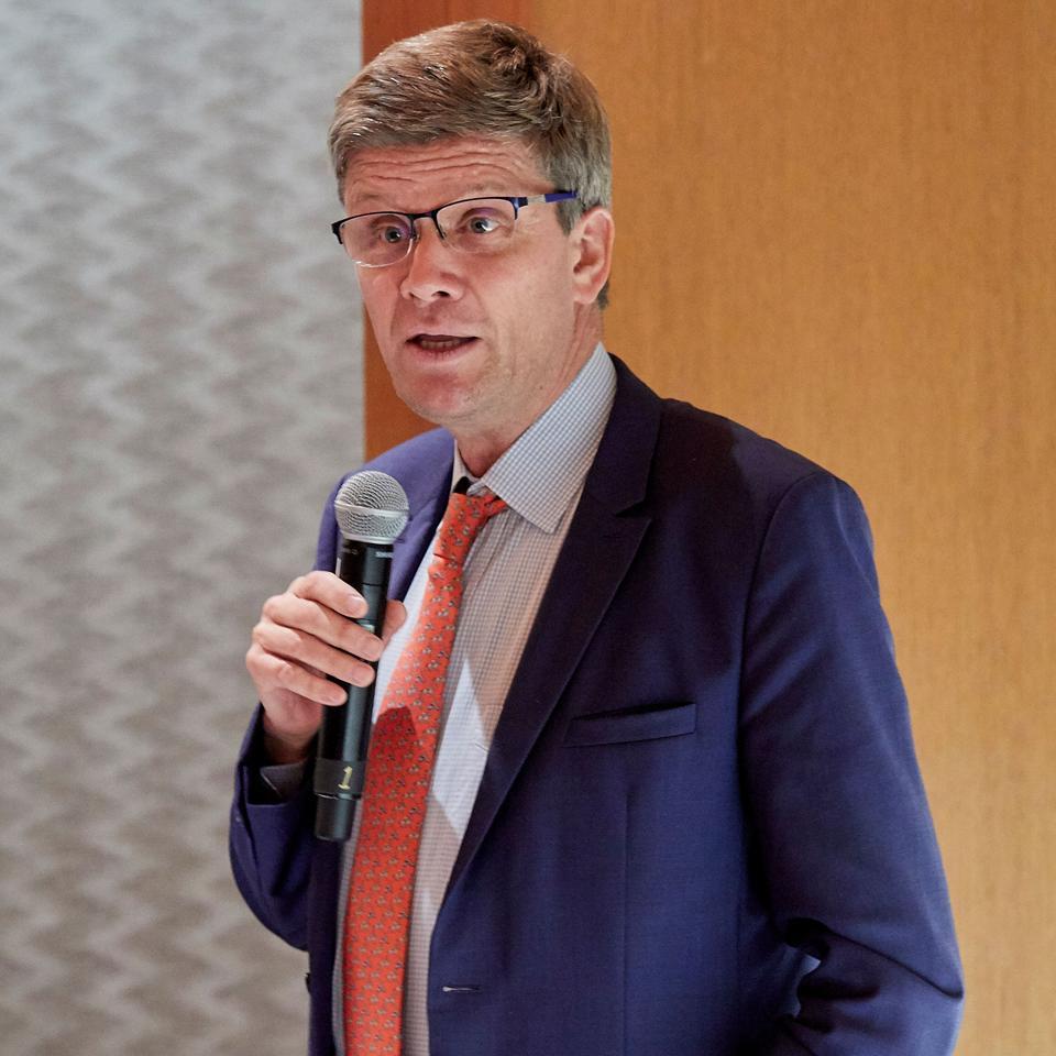 Frédéric Drouhin of Maison Joseph Drouhin