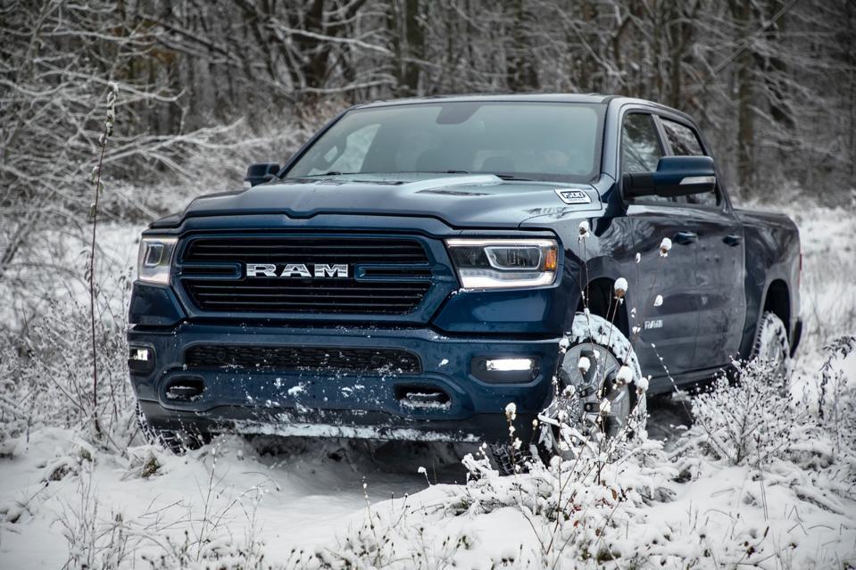 2020 Ram 1500 Pickup Truck