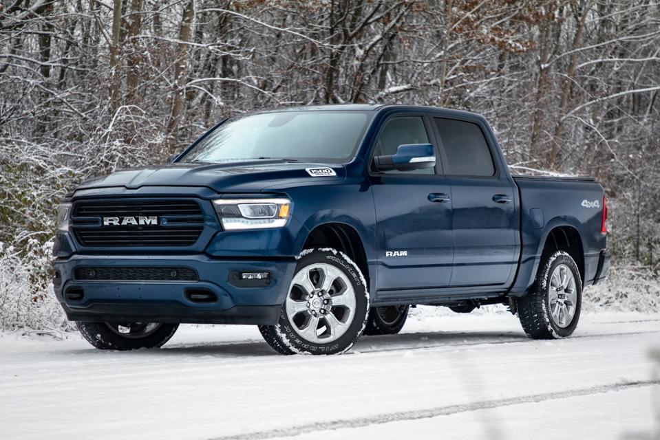 2020 Ram 1500 pickup
