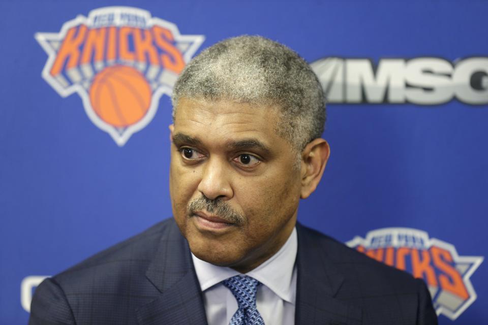 Knicks Hornacek Fired