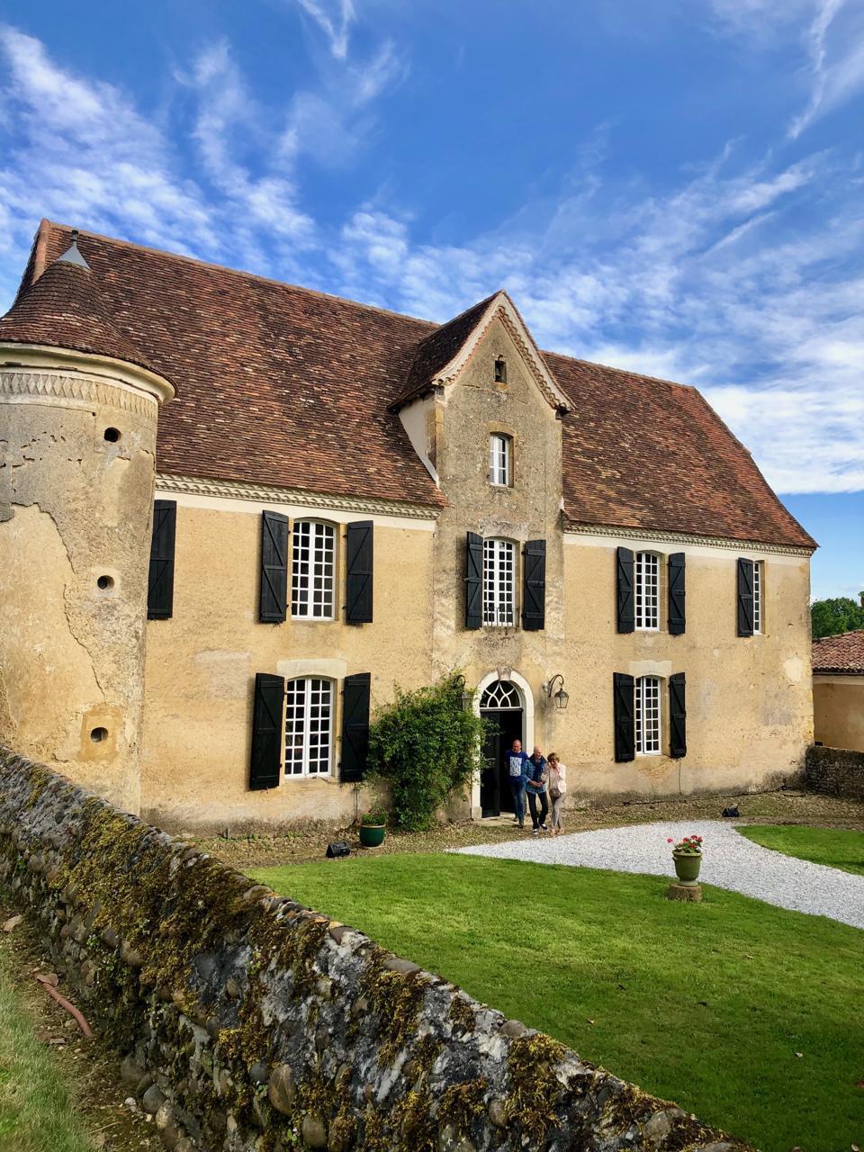Château Cabidos