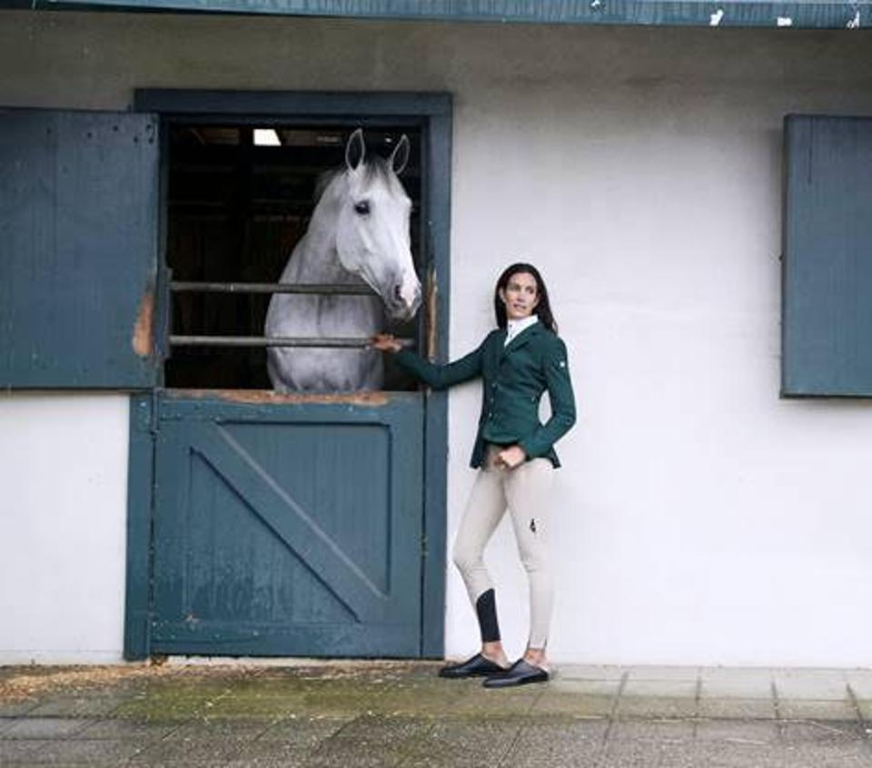 Kaval hopes to be the Net-a-Porter for the horse set