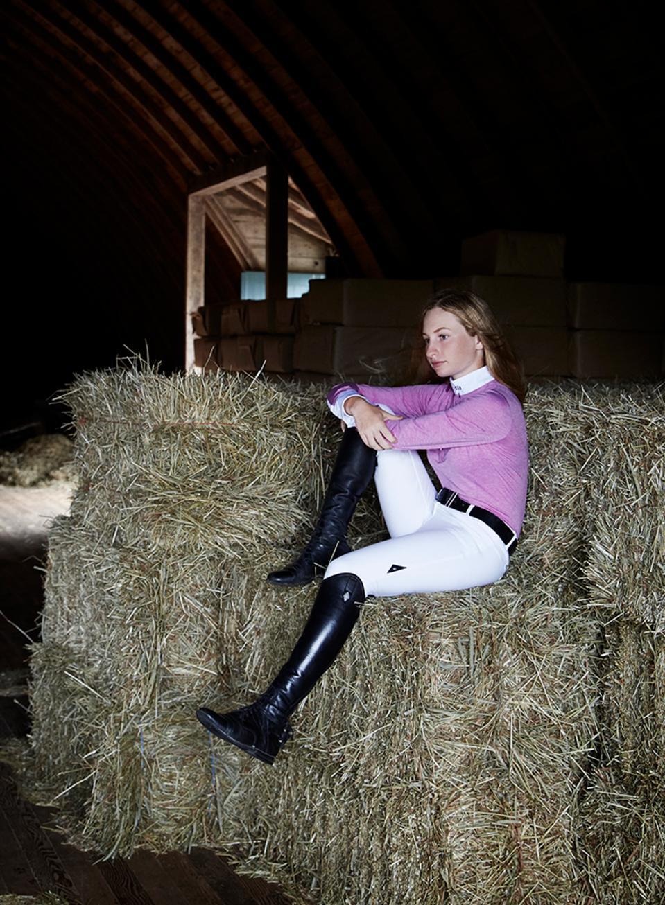 The equestrian edit