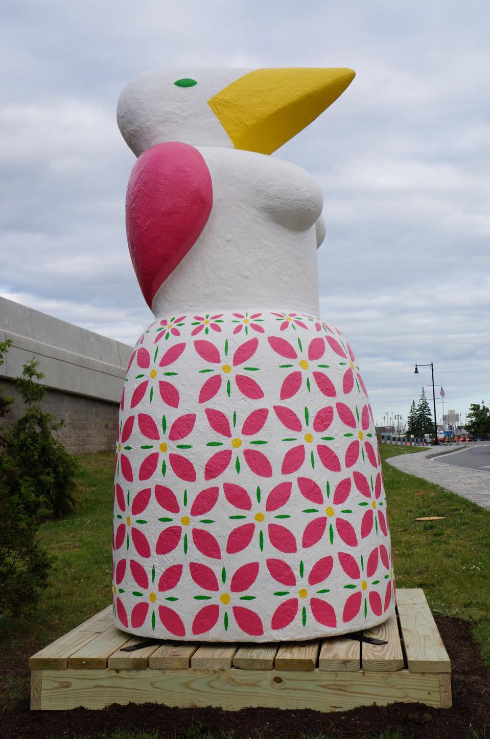 A New Bedford Controversy