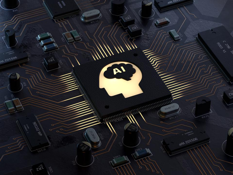AI,Circuit board