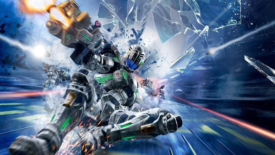'Vanquish' And 'Bayonetta' Are Getting Remastered For Xbox One