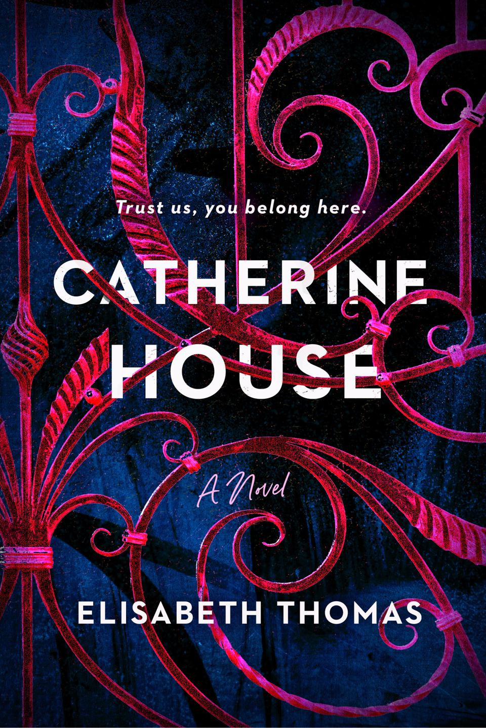 catherine house elisabeth thomas novel custom