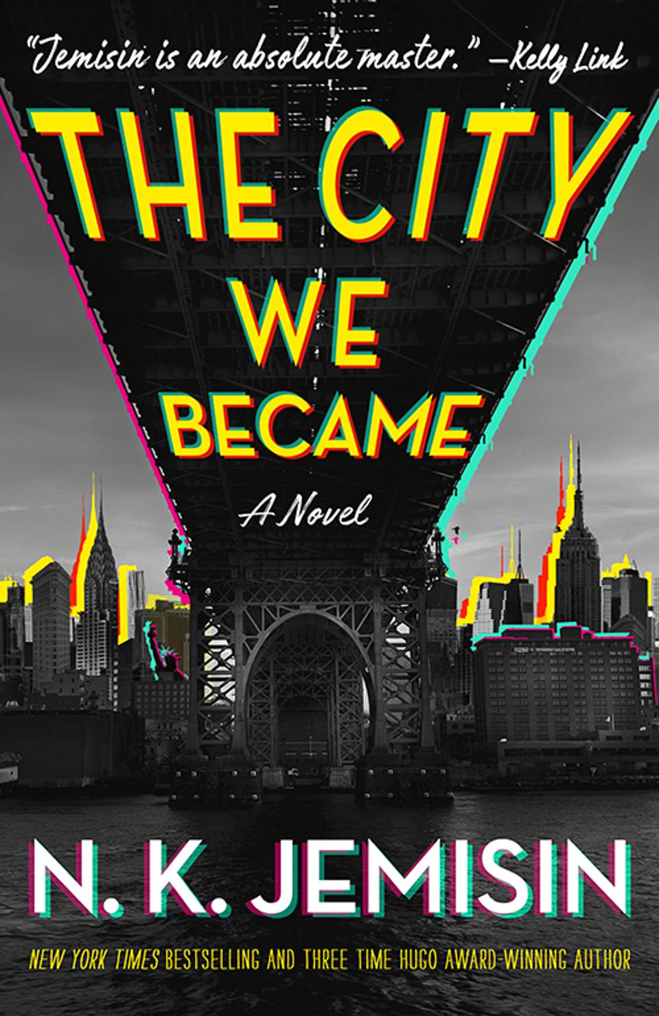 the city we became n. k. jemisin orbit books
