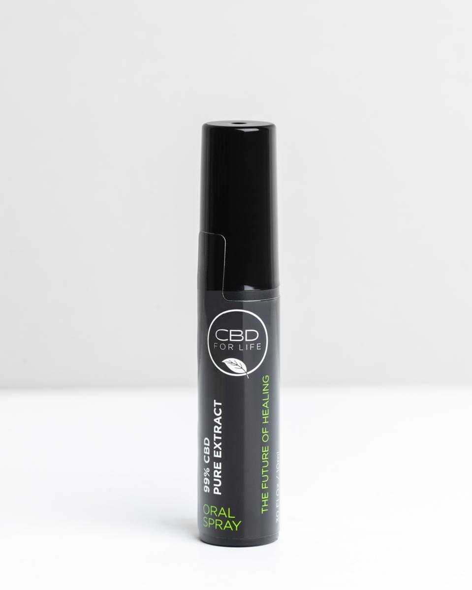 CBD For Life's Oral Spray