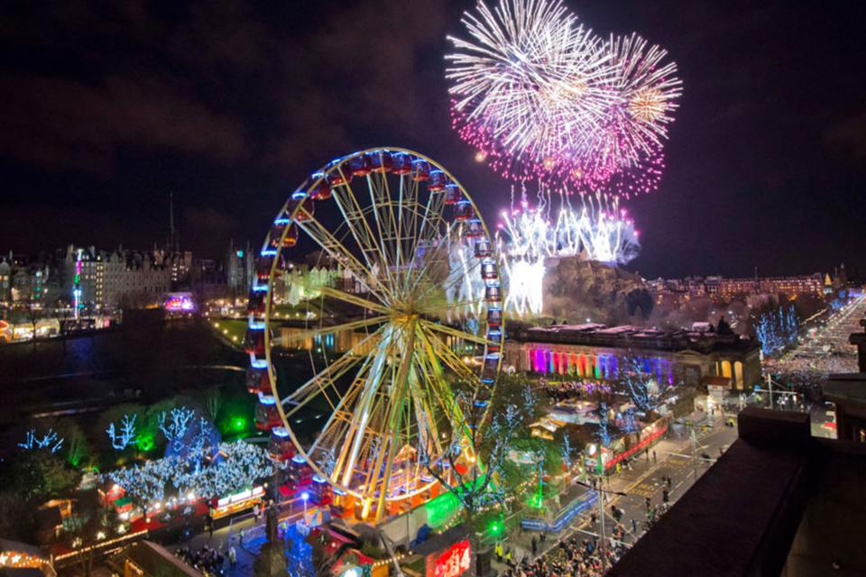 Edinburgh's Hogmanay is one of the world''s most celebratory events.